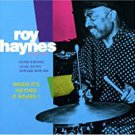 roy haynes - when it'd haynes it roars CD 1992 disques dreyfus 8 tracks used mint