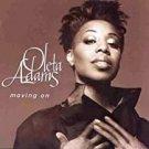 oleta adams - moving on CD 1995 mercury fontana BMG Direct 12 tracks used mint