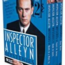 inspector alleyn mysteries - set 2 DVD 4-discs 1993 BBC 2006 acorn media used mint