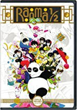 ranma 1/2 - OVA & movies collection DVD 3-discs 2017 warner used mint