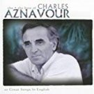she: the best of charles aznavour CD 1995 EMI 10 tracks used mint