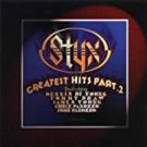 styx - greatest hits part 2 CD 1996 A&M 16 tracks used mint