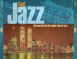 cool jazz - various artists CD 4-discs 1995 star direct 80 tracks used mint
