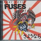 fast actin' fuses - sayonara CD 2002 FAF rodent popsicle 10 tracks used mint
