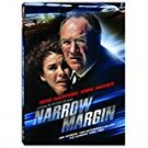 narrow margin - gene hackman + anne archer DVD 1990 lionsgate widescreen region 1  99 mins mint