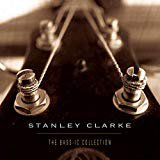 stanley clarke - bass-ic collection CD 1997 epic sony 14 tracks used mint
