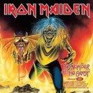 iron maiden - number of the beast enhanced CD 2005 EMI 5 tracks used mint