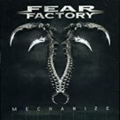 fear factory - mechanize CD 2010 candlelight usa 13 tracks used mint