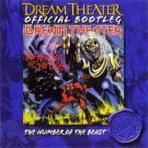 dream theater official bootleg - number of the beast CD ytsejam 8 tracks used mint