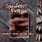 shadows fall - somber eyes to the sky CD 2000 lifeless used mint