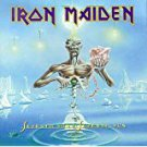 iron maiden - seventh son of a seventh son CD 1998 raw power 8 tracks used mint