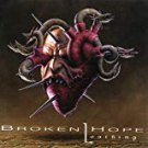 broken hope - loathing CD 1997 metal blade 11 tracks used mint