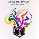 chris de burgh - into the light CD 1986 A&M 12 tracks used mint