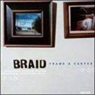 braid - frame & canvas CD polyvinyl record 12 tracks used mint