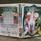 legend of crystania - complete collection DVD 2-discs ADV films TV PG region 1 new