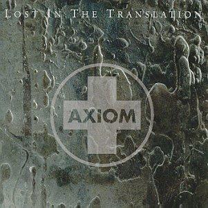 axiom - lost in trnslation CD 2-discs 1994 axiom island used mint