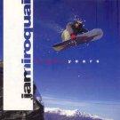 jamiroquai - light years CD single 3-tracks 1996 sony work used mint OSK 7651