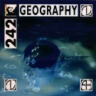 front 242 - geography CD 1992 sony epic 15 tracks used mint