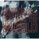 guitars that rule the world - various artists CD 1991 1992 metal blade 13 tracks used mint
