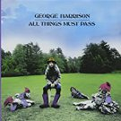 george harrison - all things must pass CD 2-discs 2001 EMI used