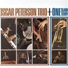 oscar peterson trio + one clark terry CD 1984 polygram 10 tracks used mint