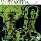 acoustic alchemy - against the grain CD 1994 grp 10 tracks used mint