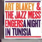 art blakey & jazz messengers - a night in tunisia Cd 1989 capitol blue note 7 tracks used mint