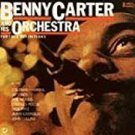 benny carter and his orchestra - further definitions CD 1986 MCA 8 tracks used mint
