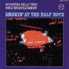 wynton kelly trio + wes montgomery - smokin' at the half note CD verve 5 tracks used mint