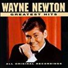 wayne newton - greatest hits CD 1993 curb 10 tracks used mint