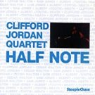 clifford jordan quartet - half note CD 1995 steeple chase 6 tracks used mint