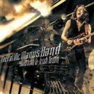 pat mcmanus band - blues train to irish town CD 2015 rock house 10 tracks used mint