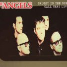 angels - caught in the night / call that living CD single shock 3 tracks used mint