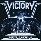victory - instinct CD 2003 steamhammer germany 11 tracks used mint