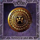 victory - temples of gold CD 1990 metronome musik germany 15 tracks used mint