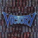 victory - you bought it - you name it CD 1992 metronome germany used mint 513 348 - 2