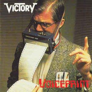 victory - voiceprint CD 1996 event germany 12 tracks used mint SPV 84-60052