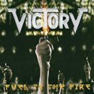 victory- fuel to the fire CD 2006 armageddon germany 13 tracks used mint