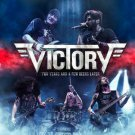 victory - two years and a few beers later CD 2-discs 22 tracks used mint