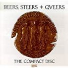revolting cocks - beers steers + queers CD 1990 wax trax 9 tracks used mint