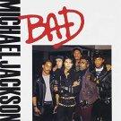 michael jackson - bad: single CD 5 tracks 1987 MJJ 1998 sony japan used mint