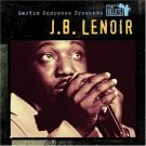 j. b. lenoir - martin scorsese presents the blues CD 2003 mca 15 tracks used mint