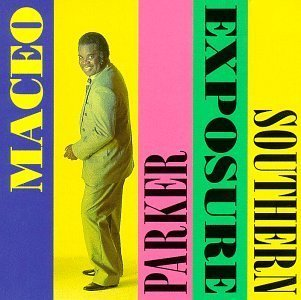 maceo parker - southern exposure CD 1993 novus RCA 9 tracks used mint