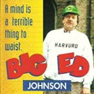 big ed johnson - a mind is a terrible thing to waist CD 1997 clyde records 10 tracks used