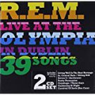r.e.m. - live at olympia in dublin CD 2-discs 2009 warner 39 tracks used mint