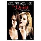 the quiet - elisha cuthbert + camilla belle DVD 2007 sony R 96 mins used mint