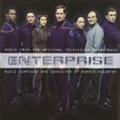 enterprise - original television soundtrack - dennis mccarthy CD 2002 decca 15 tracks used mint