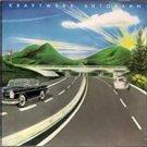 kraftwerk - autobahn CD 1985 elektra 5 tracks used mint