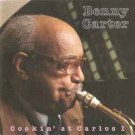 benny carter - cookin' at carlos I CD 1990 musicmasters 7 tracks used mint