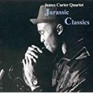 james carter quartet - jurassic classics CD 1995 sony DIW 7 tracks used mint